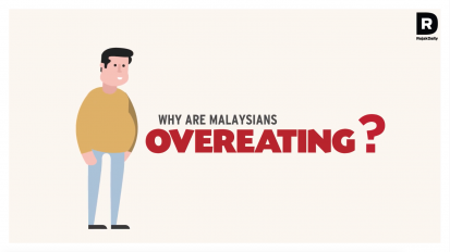 Malaysian Overeating – Animation