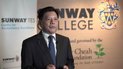 Sunway University Global Audit Simulation – Event Videography